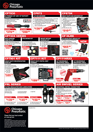 CP Promo Brochure Oct to Dec 2017