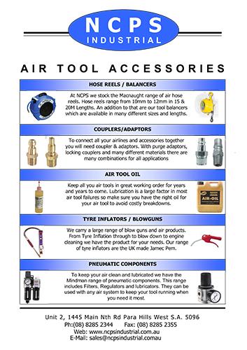 AIR TOOL ACCESSSORIES