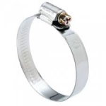 SMH/SHS Series Part Stainless Stee solid band clamp