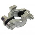 double bolt clamp