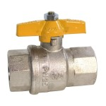 female ball valve tee handle